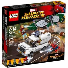 LEGO Super Heroes Pókember keselyű ellen 76083 Itt egy ajánlat található, a bővebben gombra kattintva, további információkat talál a termékről.