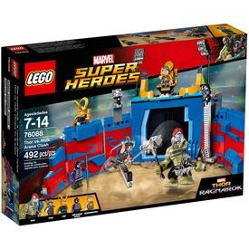LEGO Super Heroes Thor és Hulk az arénában 76088 Itt egy ajánlat található, a bővebben gombra kattintva, további információkat talál a termékről.