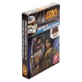 Star Wars Rebels Fekete Péter kártyajáték