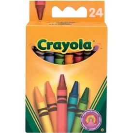 Crayola: 24 darabos zsírkréta