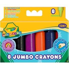Crayola: Zsírkréta óriás 8 db.
