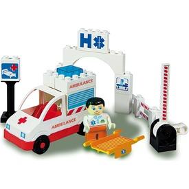 Unico Plus mentőautó 19 darabos építőjáték Itt egy ajánlat található, a bővebben gombra kattintva, további információkat talál a termékről.