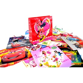 Disney ajándéktasak - kicsi, többféle Itt egy ajánlat található, a bővebben gombra kattintva, további információkat talál a termékről.