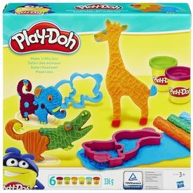 Play-Doh bolondos állatkert készlet Itt egy ajánlat található, a bővebben gombra kattintva, további információkat talál a termékről.