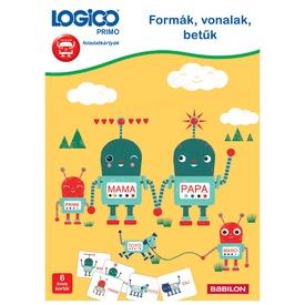 LOGICO Primo 3244 - Formák, vonalak, betűk Itt egy ajánlat található, a bővebben gombra kattintva, további információkat talál a termékről.