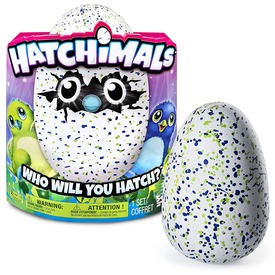 Hatchimals Draguella zöld tojásban