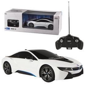 Távirányítós BMW i8 - USB, 1:14