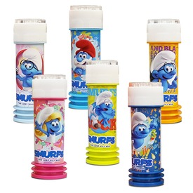 Hupikék Törpikék buborékfújó - 60 ml, többféle Itt egy ajánlat található, a bővebben gombra kattintva, további információkat talál a termékről.