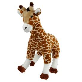 Animal Planet zsiráf plüssfigura - 46 cm