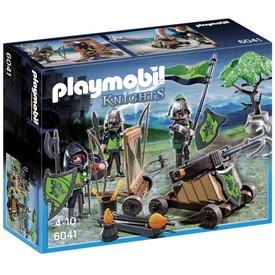 Playmobil Farkaslovagok dárdavetővel 6041