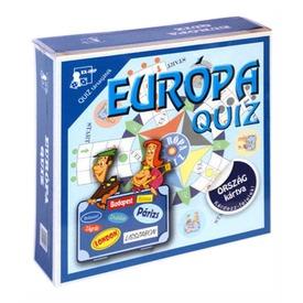 Európa Quiz társasjáték  Itt egy ajánlat található, a bővebben gombra kattintva, további információkat talál a termékről.