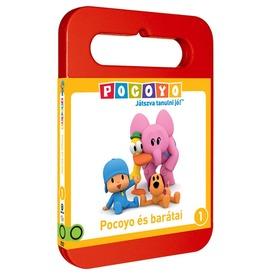 Pocoyo 1. DVD - Pocoyo és barátai Itt egy ajánlat található, a bővebben gombra kattintva, további információkat talál a termékről.
