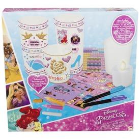 Disney hercegnők varázsgyertya készítő készlet