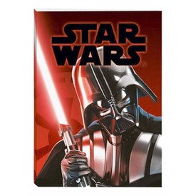 Papírfedeles notesz A7 Star Wars