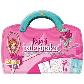 Rajzolj balerinákat - Csilivili Lili Itt egy ajánlat található, a bővebben gombra kattintva, további információkat talál a termékről.