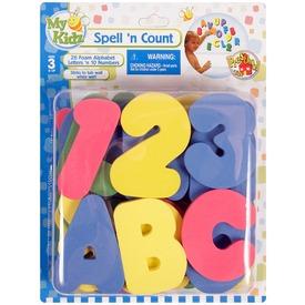 Szivacs betűk és számok 36 darabos készlet Itt egy ajánlat található, a bővebben gombra kattintva, további információkat talál a termékről.