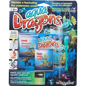 Aqua Dragons vízalatti világ élőlény