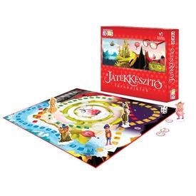 A játékkészítő társasjáték Itt egy ajánlat található, a bővebben gombra kattintva, további információkat talál a termékről.