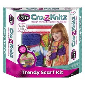 Cra-Z-Knitz trendi sálkötő készlet Itt egy ajánlat található, a bővebben gombra kattintva, további információkat talál a termékről.