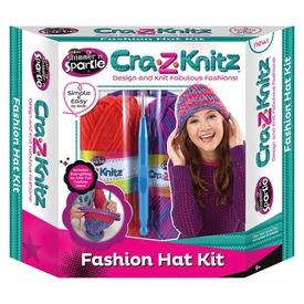 Cra-Z-Knitz trendi sapkakötő készlet Itt egy ajánlat található, a bővebben gombra kattintva, további információkat talál a termékről.
