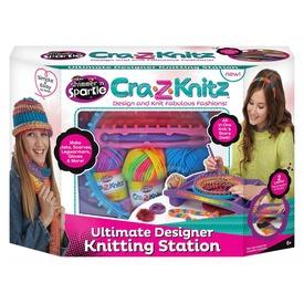 Cra-Z-Knitz trendi kötő stúdió