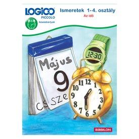 LOGICO Piccolo 3463 Ismeretek 1-4. osztály: Az idő Itt egy ajánlat található, a bővebben gombra kattintva, további információkat talál a termékről.