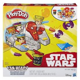 Play-Doh Star Wars Millennium Falcon gyurmakészlet Itt egy ajánlat található, a bővebben gombra kattintva, további információkat talál a termékről.