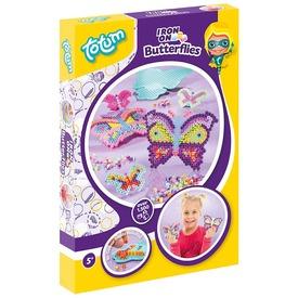 Pillangó vasalható gyöngy készlet
