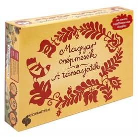 Magyar népmesék társasjáték Itt egy ajánlat található, a bővebben gombra kattintva, további információkat talál a termékről.