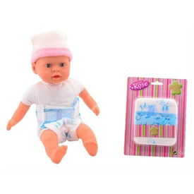 Papírpelenka 35-55 cm-es játékbabához Itt egy ajánlat található, a bővebben gombra kattintva, további információkat talál a termékről.
