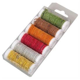 Színes mini gyöngy tekercs x6 ANY Itt egy ajánlat található, a bővebben gombra kattintva, további információkat talál a termékről.