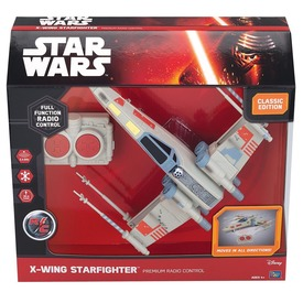 Star Wars: távirányítós X-Wing Fighter - 26 cm