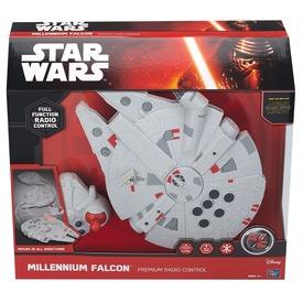 Star Wars: Az Ébredő Erő távirányítós Millenium Falcon - 26 cm Itt egy ajánlat található, a bővebben gombra kattintva, további információkat talál a termékről.