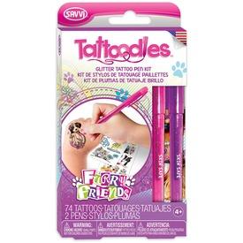 Savvi Tetováló készl. csillámtollal lányoknak Itt egy ajánlat található, a bővebben gombra kattintva, további információkat talál a termékről.
