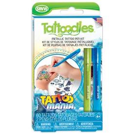 Savvi Tetováló készl. metál tollal fiúknak Itt egy ajánlat található, a bővebben gombra kattintva, további információkat talál a termékről.