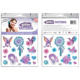 Csillámló tetoválás szortiment Itt egy ajánlat található, a bővebben gombra kattintva, további információkat talál a termékről.