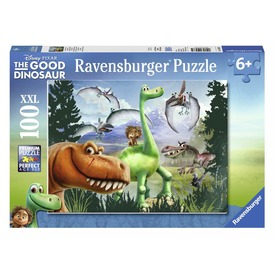 Puzzle 100 db - Dínó Tesó Itt egy ajánlat található, a bővebben gombra kattintva, további információkat talál a termékről.