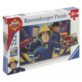 Puzzle 2x24 db - Sam a tűzoltó Itt egy ajánlat található, a bővebben gombra kattintva, további információkat talál a termékről.