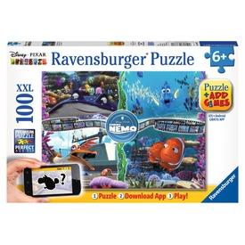 Némó nyomában 100 darabos puzzle Itt egy ajánlat található, a bővebben gombra kattintva, további információkat talál a termékről.