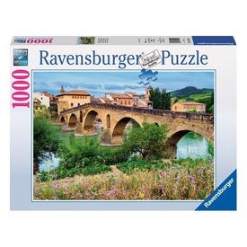 Puzzle 1000 db - Puente la Reina Itt egy ajánlat található, a bővebben gombra kattintva, további információkat talál a termékről.