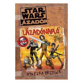 Star Wars - Ezra naplója Itt egy ajánlat található, a bővebben gombra kattintva, további információkat talál a termékről.