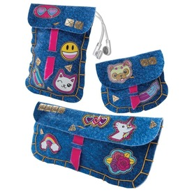 Cool Maker divatos táska készítő készlet