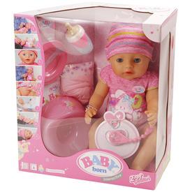 Baby Born nyolcfunkciós lány baba Itt egy ajánlat található, a bővebben gombra kattintva, további információkat talál a termékről.
