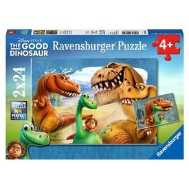 Puzzle 2x24 db - Dínó Tesó Itt egy ajánlat található, a bővebben gombra kattintva, további információkat talál a termékről.