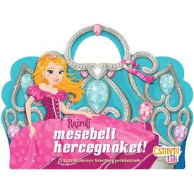 Rajzolj mesebeli hercegnőket-Csillivili Lili Itt egy ajánlat található, a bővebben gombra kattintva, további információkat talál a termékről.