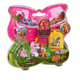 Filly Pillangó póni mama és kicsinye - többféle Itt egy ajánlat található, a bővebben gombra kattintva, további információkat talál a termékről.