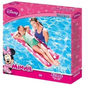 Mickey-Minnie egér matrac, 119 x 61 cm