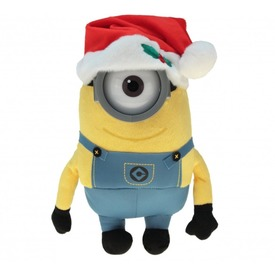 Minion karácsonyi plüssfigura - 22 cm, többféle Itt egy ajánlat található, a bővebben gombra kattintva, további információkat talál a termékről.