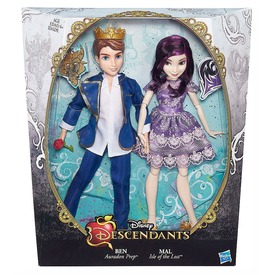 Disney Descendants baba pár B