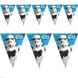 Star Wars zászló 9 zászlóval P